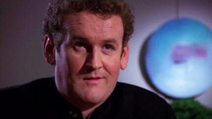 Miles O'Brien in Star Trek: Deep Space Nine.