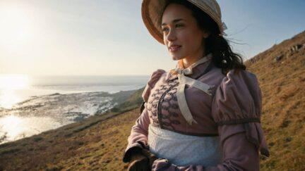 Rose Williams as Charlotte Heywood in Sanditon