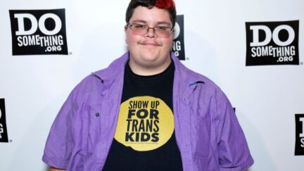 Gavin Grimm attends 2019 DoSomething Gala at Chelsea Piers.