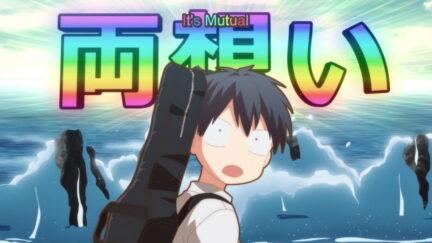 Ritsuka is shocked