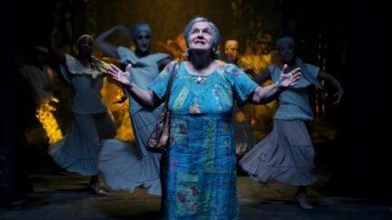 Olga Merediz in In the Heights.