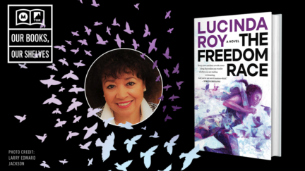Lucinda Roy's Book The Freedom Race