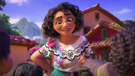Disney's Encanto starring Stephanie Beatriz.
