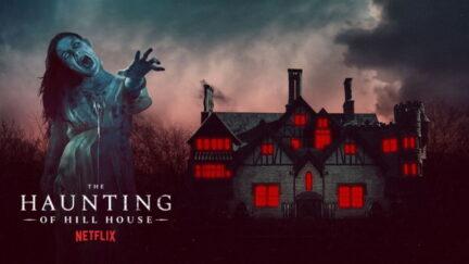 Halloween Haunting of Hill House splash image.
