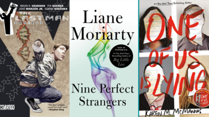 Book covers (left to right)