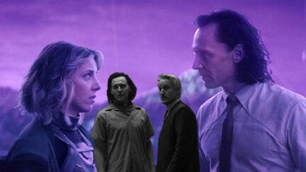 Loki/Sylvie/Mobius