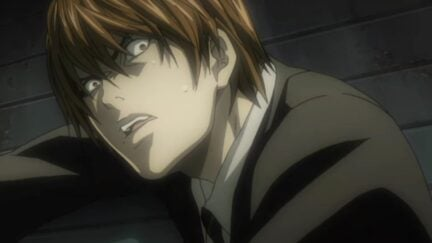 light yagami is a lil bitch death note anime final episode