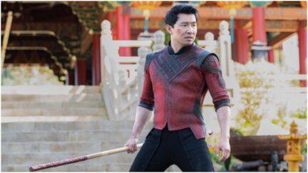 Simu Liu in 'Shang-Chi'
