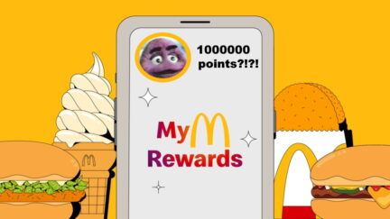 McDonalds Rewards Program
