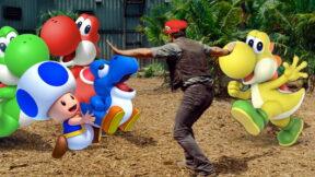 Chris Pratt is Mario now