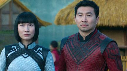 Xialing and Shang-Chi