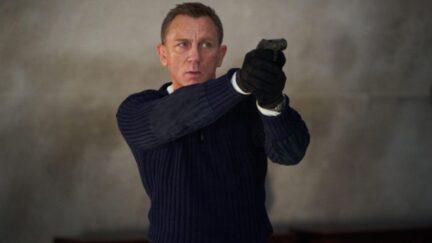 daniel craig as james bond 007