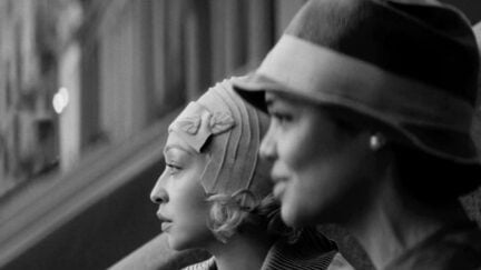 Ruth Negga and Tessa Thompson in Passing (2021)