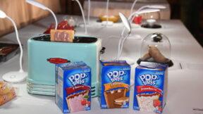 Pop-Tarts Display