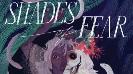Feature for Shades of Fear