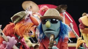 The Muppets take on Mr. Blue Sky