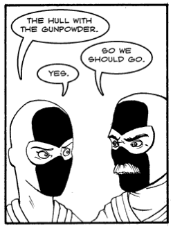 Dan and Mitzi McNinja