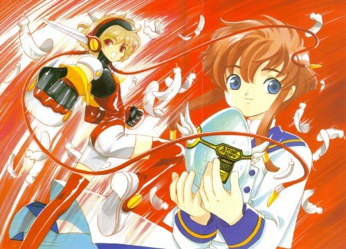 Angelic Layer - CLAMP