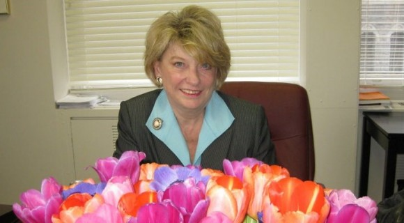 Virginia State Senator Janet Howell Suggests a Rectal Exam Amendment to a Horrible Abortion Bill