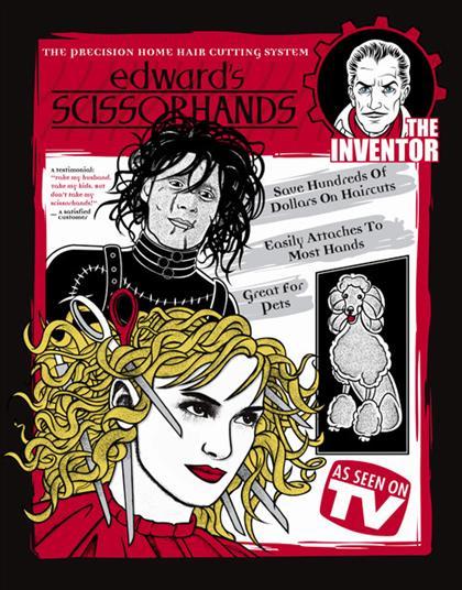 Edward Scissorhands - Jeremy Berkley