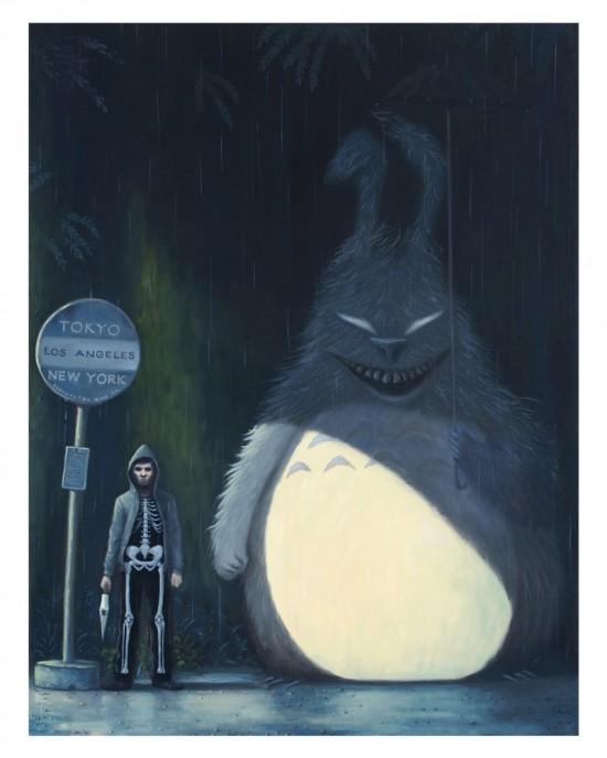 Donnie Darko/Totoro - Ruel Pascual