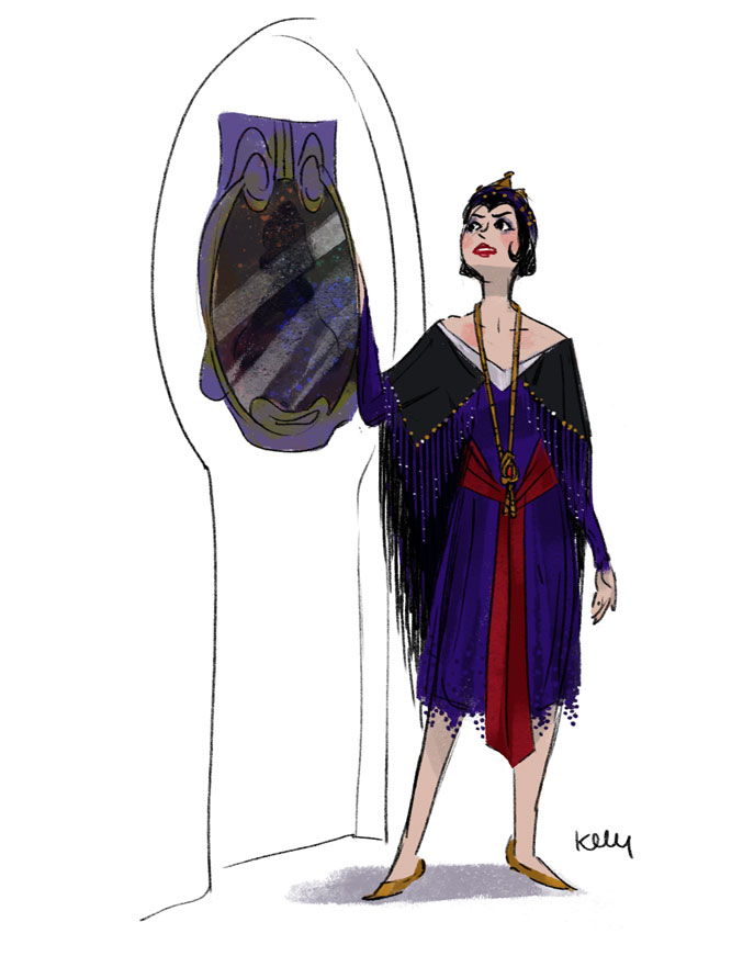 <em>Snow White</em>'s Evil Queen