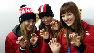 The Dufour-Lapointe Sisters (Moguls)