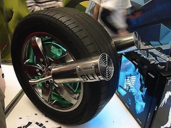 Tire PC