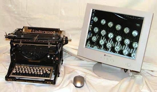 Underwood No. 5