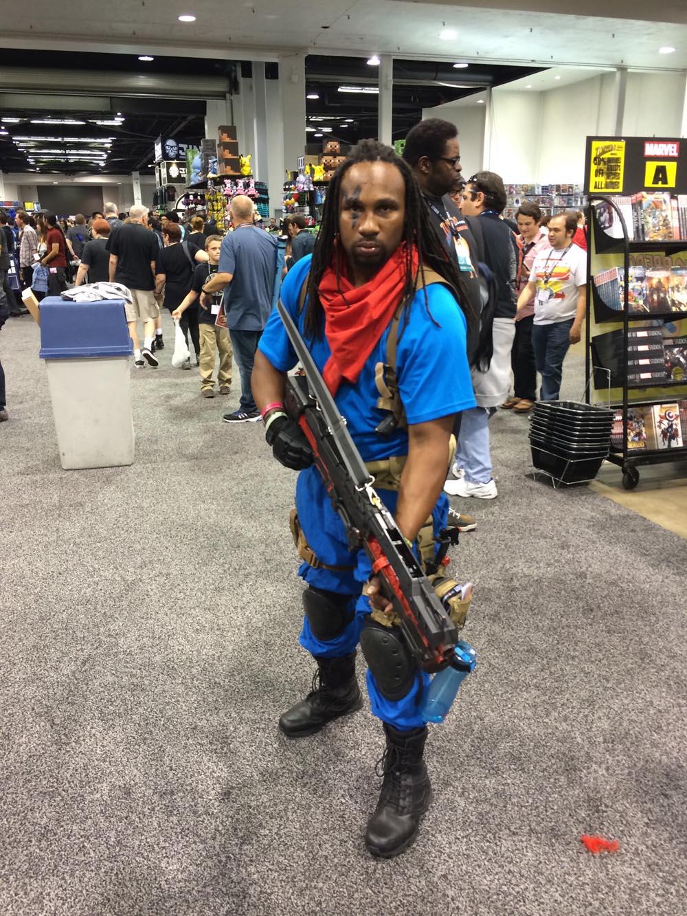 WonderCon 2014 Cosplay