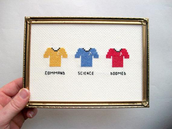 <em>Star Trek</em> Shirts