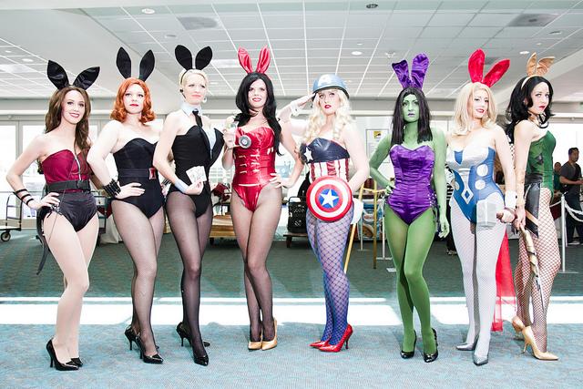 The Avengers Bunnies
