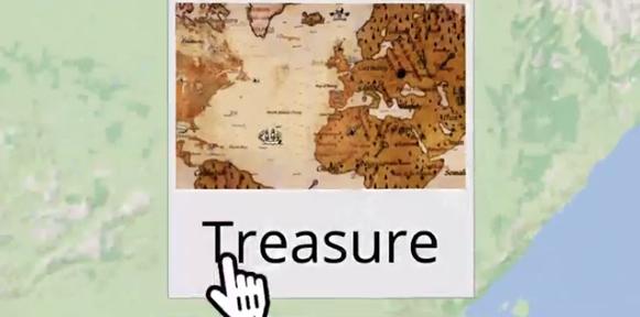 google-treasure