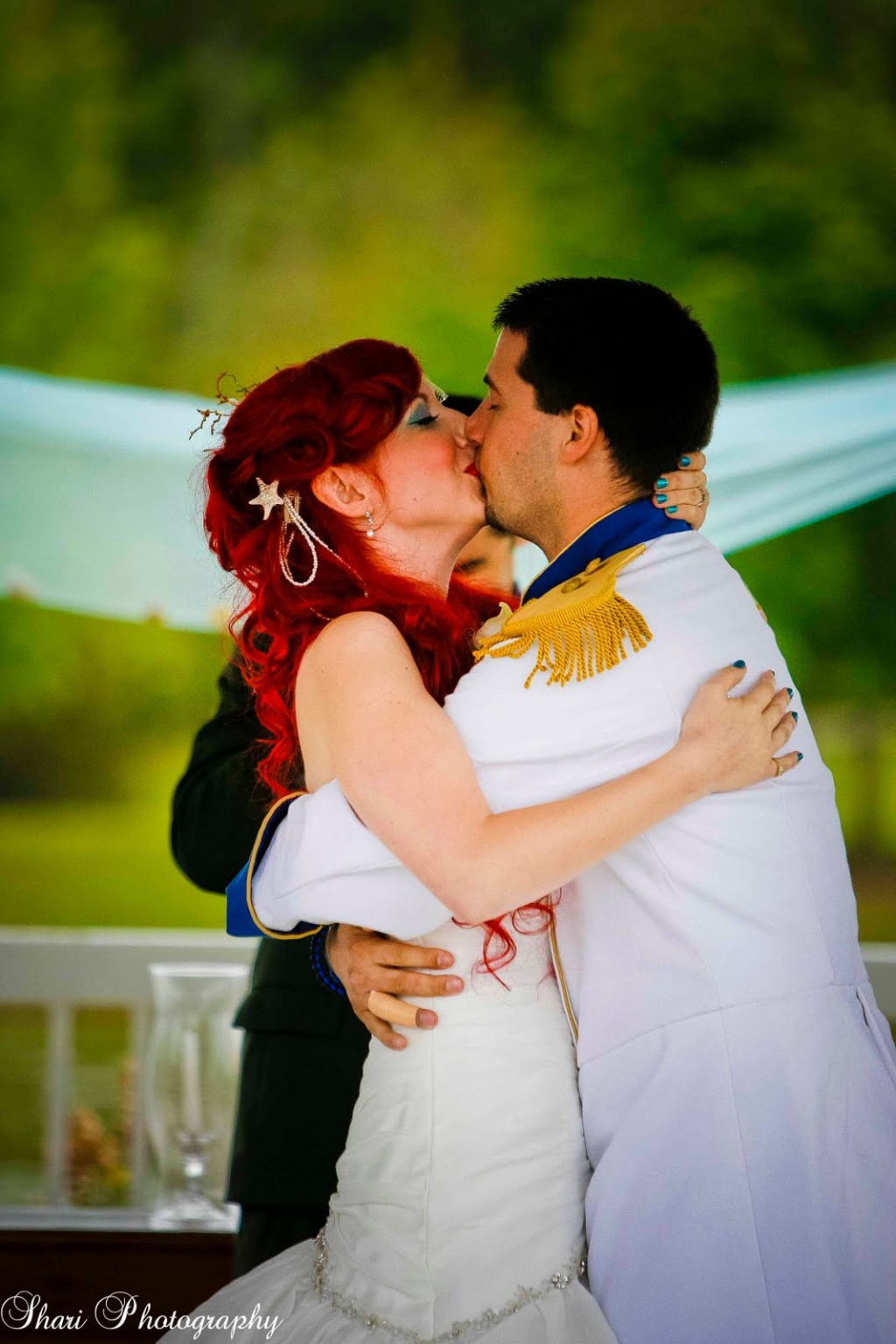 Ariel And Eric Wedding
