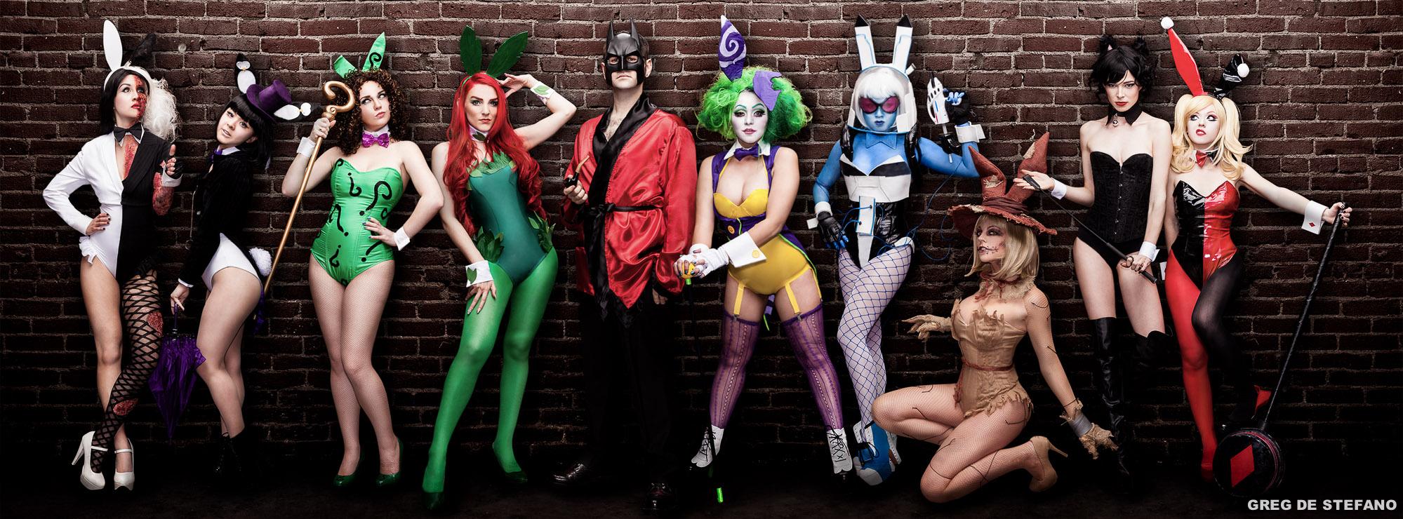 Gotham Bunnies