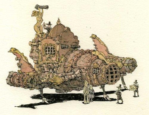 baroque-hovercraft