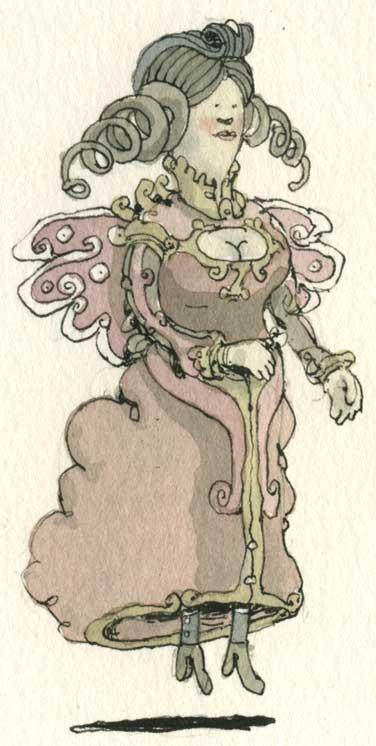 baroque-princess-leia