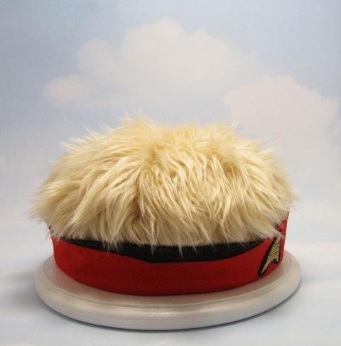 The First (and Last) Tribble to Join Starfleet