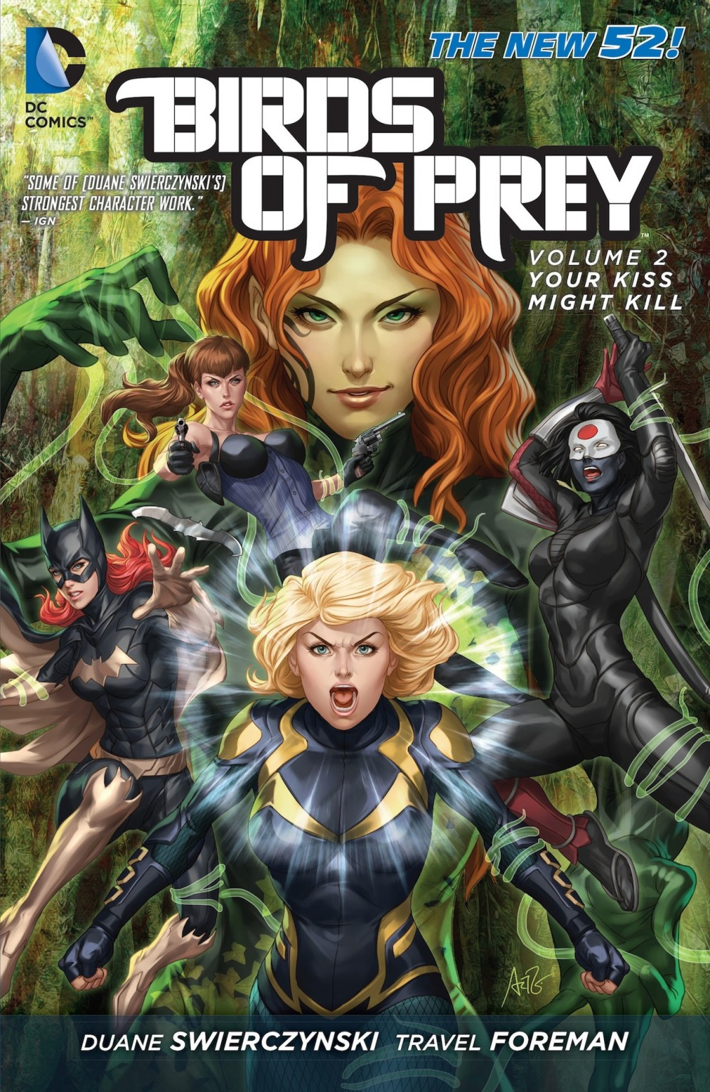 Birds of Prey, Vol. 2