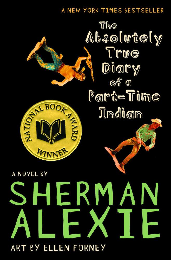 <em>The Absolutely True Diary of a Part-Time Indian</eM> Original...