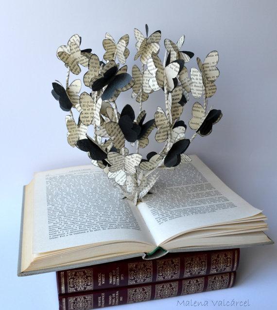 A Tree of Butterflies