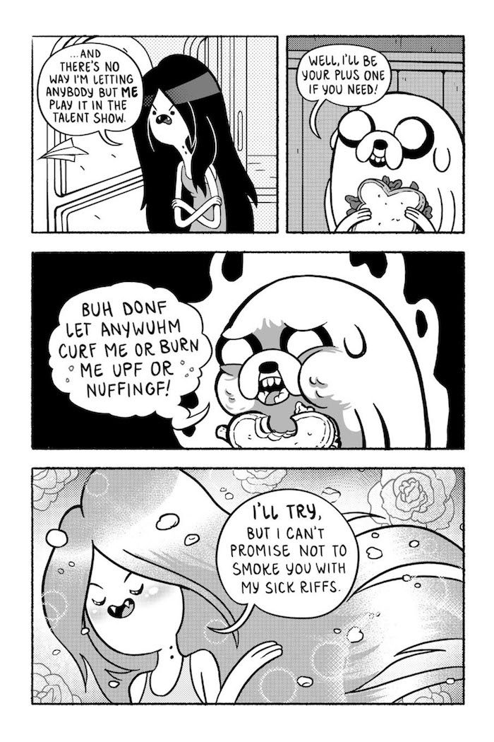Adventure Time Vol. 3: Seeing Red OGN