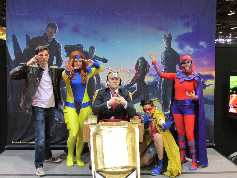 The 90s X-Men