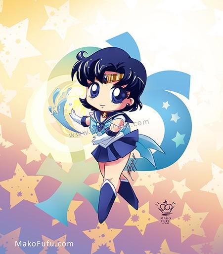 Super Sailor Mercury