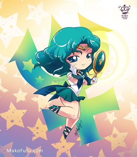 Super Sailor Neptune