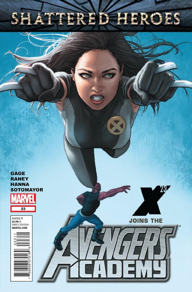 The Avengers Comics, ComiXology