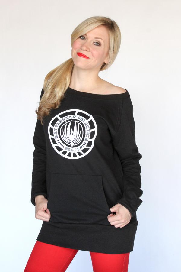BSG Seal Sweatshirt, Her Universe