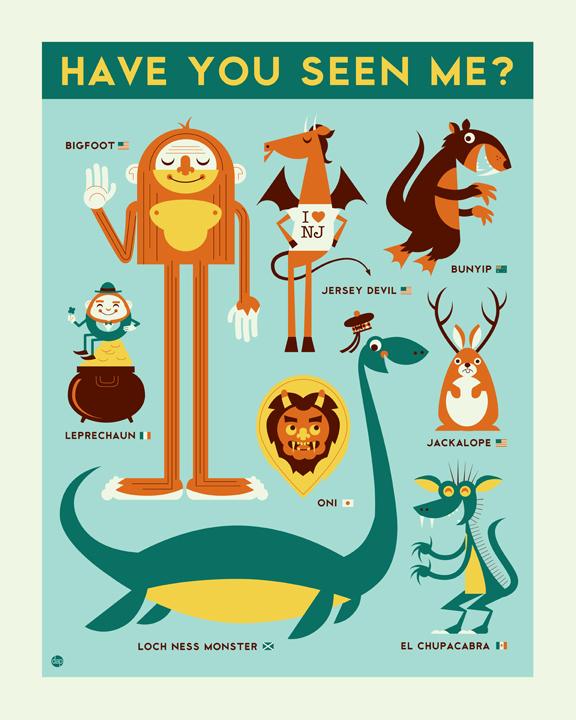 Cryptozoological Creatures