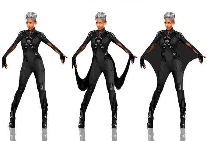 storm X Men Days Of Future Past Storm Costume