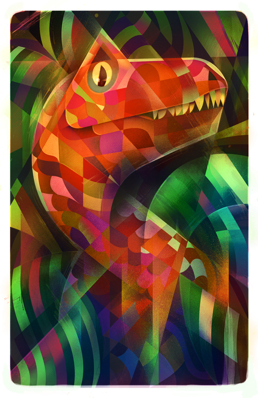 """""""Clever Girl"""" by Carlos Lerma"""